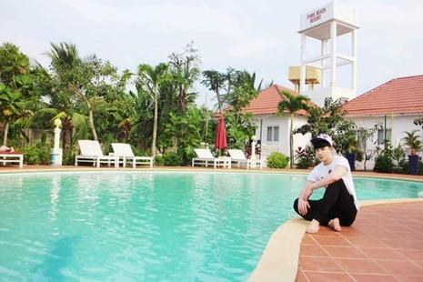 Mê mẩn nhà triệu đô, resort xa xỉ của Nathan Lee - ảnh 6