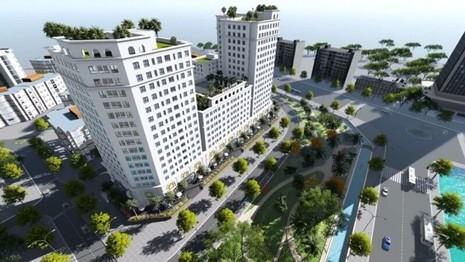 Dự án chung cư cao cấp, khu nghỉ dưỡng sẽ khó vay ngân hàng? - ảnh 1