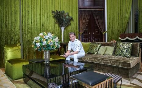 Khám phá biệt thự 3 triệu USD 'siêu' sang của Đàm Vĩnh Hưng - ảnh 4