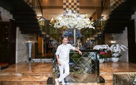 Khám phá biệt thự 3 triệu USD 'siêu' sang của Đàm Vĩnh Hưng - ảnh 5