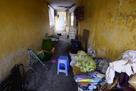 TPHCM: Cận cảnh thót tim ở chung cư Vĩnh Hội - ảnh 13