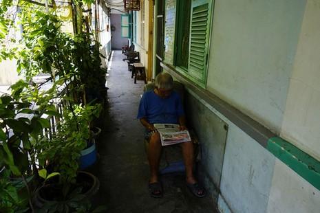 TPHCM: Cận cảnh thót tim ở chung cư Vĩnh Hội - ảnh 9