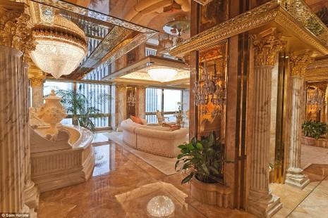 Những biệt thự xa hoa thuộc sở hữu của Donald Trump  - ảnh 8