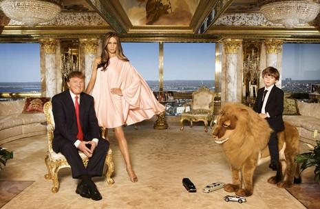 Donald Trump sẽ dát vàng toàn bộ Nhà Trắng? - ảnh 4