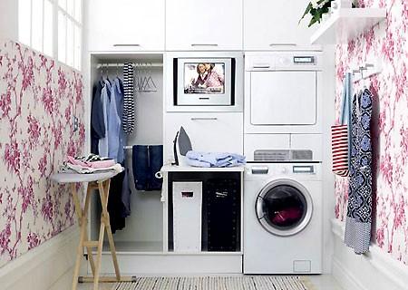 Đặt máy giặt ở đâu để tránh được tai họa trong nhà?  - ảnh 3