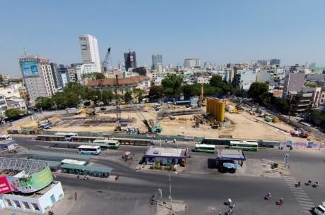 TP.HCM: 40 dự án BĐS nợ 1.900 tỉ tiền sử dụng đất   - ảnh 1