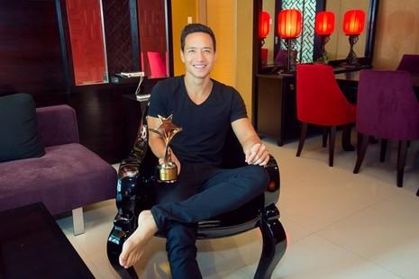 Chốn đi về cực sang trọng của Kim Lý tại Sài Gòn - ảnh 1