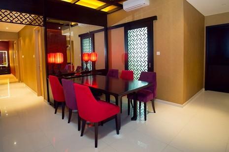 Chốn đi về cực sang trọng của Kim Lý tại Sài Gòn - ảnh 4