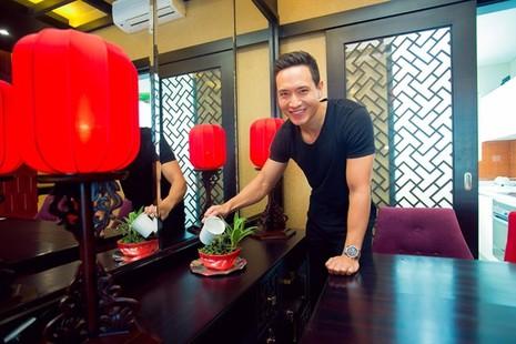 Chốn đi về cực sang trọng của Kim Lý tại Sài Gòn - ảnh 5