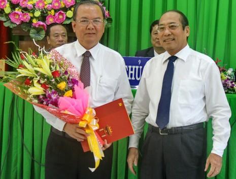 TP Cần Thơ có tân chủ tịch là tiến sĩ kinh tế - ảnh 1