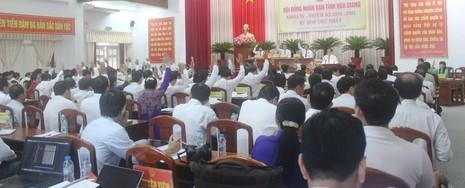 Ông Trịnh Xuân Thanh không nằm trong danh sách nhân sự đưa ra bầu - ảnh 4