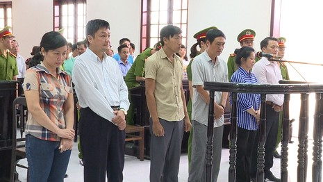Đại gia phố núi Kon Tum thoát án chung thân - ảnh 1