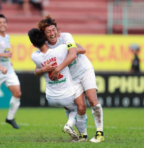 Những kẻ phá bĩnh cuộc đua vô địch V-League 2016 - ảnh 2