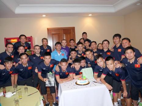 Futsal Việt Nam sẵn sàng đối đầu Guatemala - ảnh 2