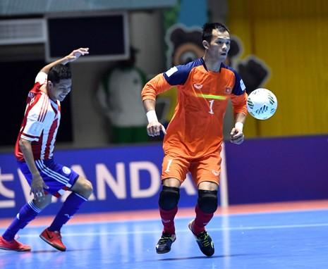 Tuyển Futsal Việt Nam cần 1 điểm trước tuyển Ý - ảnh 2