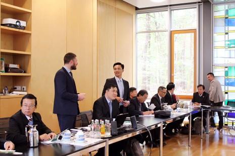 VPF học đào tạo HLV và cầu thủ trẻ ở Đức - ảnh 2
