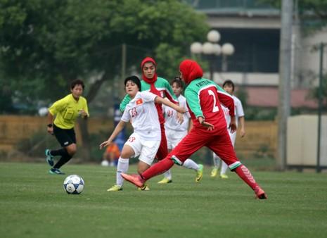 Tuyển nữ U-19 Việt Nam đoạt vé vòng chung kết châu Á - ảnh 2
