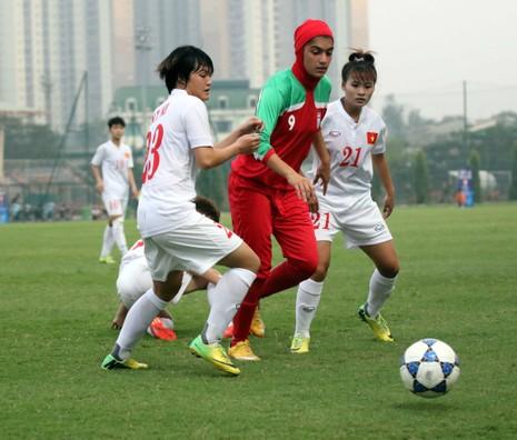 Tuyển nữ U-19 Việt Nam đoạt vé vòng chung kết châu Á - ảnh 1