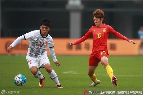 U-22 Việt Nam cầm hòa đội mạnh nhất giải U-22 - ảnh 1
