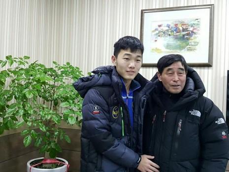 Tài năng trẻ nối gót Xuân Trường đá bóng ở Hàn Quốc - ảnh 1