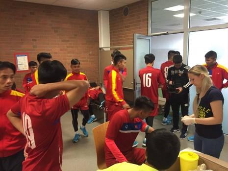 Khỏe như U-20 Việt Nam  - ảnh 1