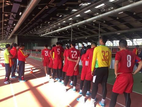 Khỏe như U-20 Việt Nam  - ảnh 2