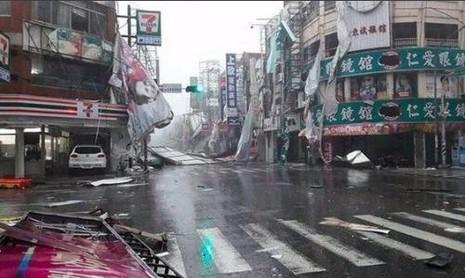 siêu bão Đài Loan