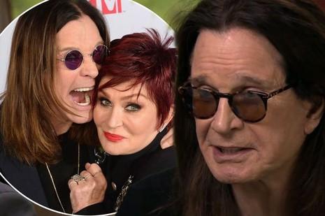 Osbourne nghiện sex