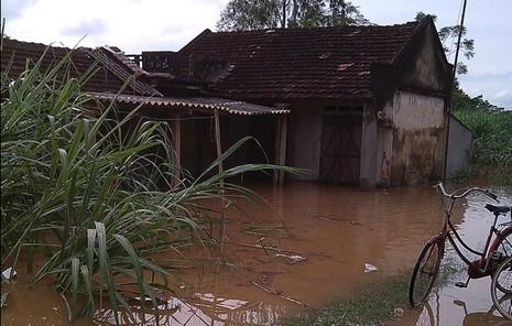 Bốn người chết, gần 2.000 ngôi nhà ngập sâu do mưa lũ - ảnh 3