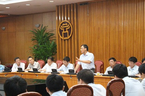 Thanh tra hàng loạt dự án của Bộ GTVT, Hà Nội, TP.HCM - ảnh 1