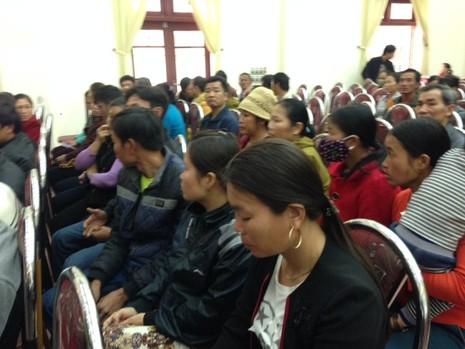 Sầm Sơn: Bí thư Tỉnh ủy đối thoại với ngư dân, an ninh siết chặt - ảnh 3