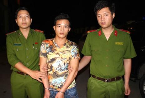 Nghi can giết tài xế taxi ở Thanh Hóa sa lưới tại TP.HCM - ảnh 2