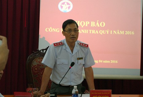 Thanh tra Chính phủ: Bổ nhiệm 35 cán bộ không sai với các quy định pháp luật - ảnh 1