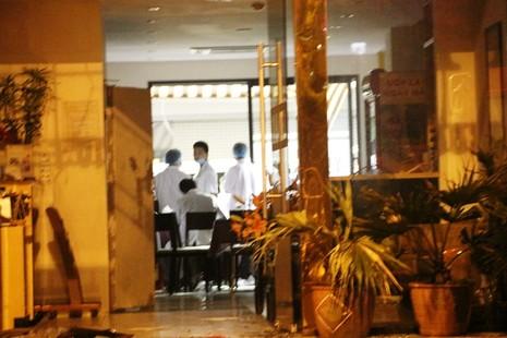 13 nạn nhân tử vong trong vụ cháy quán karaoke ở Hà Nội - ảnh 7