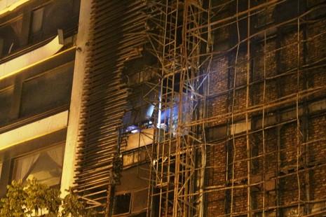 13 nạn nhân tử vong trong vụ cháy quán karaoke ở Hà Nội - ảnh 10