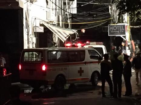 13 nạn nhân tử vong trong vụ cháy quán karaoke ở Hà Nội - ảnh 4