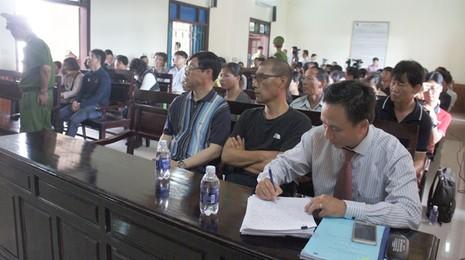 Hoãn xử vụ sập giàn giáo ở Formosa làm 13 công nhân chết - ảnh 3