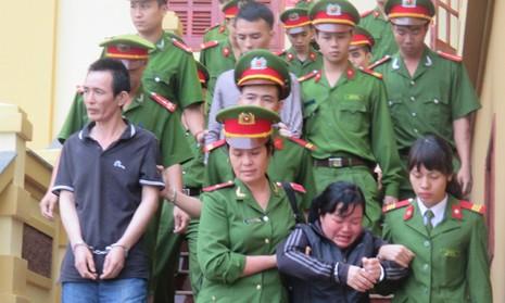 Bị y án tử hình, 'trùm' ma túy phía Nam òa khóc - ảnh 3