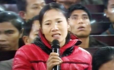 Vụ sập giàn giáo Formosa: Gia đình nạn nhân xin giảm án cho bị cáo - ảnh 3