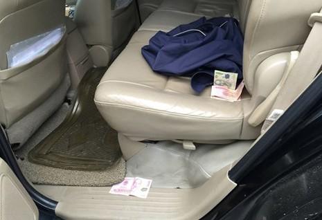 Cán bộ Sở GTVT tỉnh Nghệ An bị tố 'làm luật' tài xế xe tải - ảnh 2