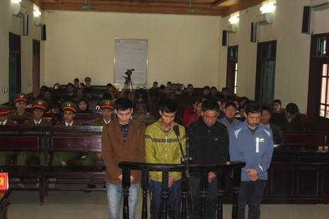 Tòa tuyên án vụ sập giàn giáo ở Formosa làm 42 người thương vong - ảnh 2