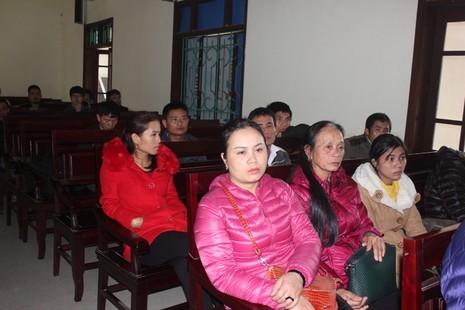 Tòa tuyên án vụ sập giàn giáo ở Formosa làm 42 người thương vong - ảnh 3