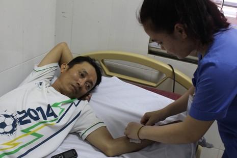 Một người Hà Tĩnh nhập viện do ngộ độc thực phẩm - ảnh 1