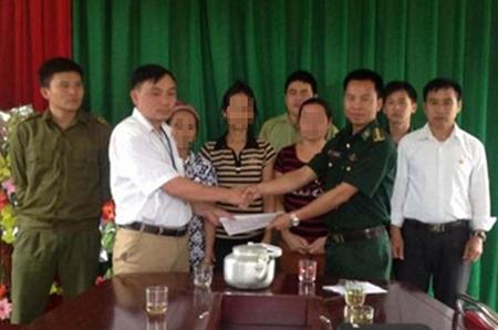 Sập bẫy lương 5 triệu đồng/tháng, 3 phụ nữ bị bán sang Trung Quốc - ảnh 1