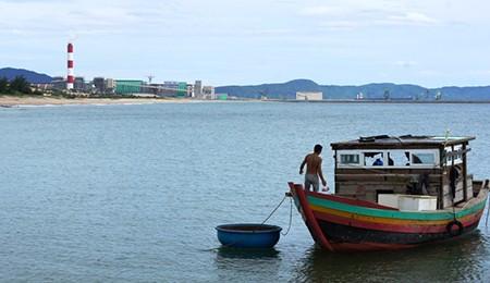 Công an làm việc với Sở TN&MT tỉnh Hà Tĩnh về vụ Formosa - ảnh 2