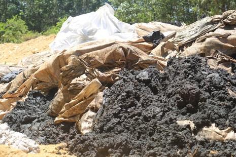 Vụ chôn chất thải của Formosa ở trang trại: 267 tấn chứ không phải 100 tấn  - ảnh 3