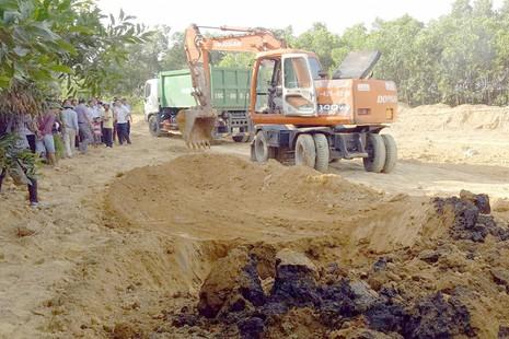 Kết quả ban đầu phân tích mẫu chất thải của Formosa chôn ở trang trại - ảnh 1