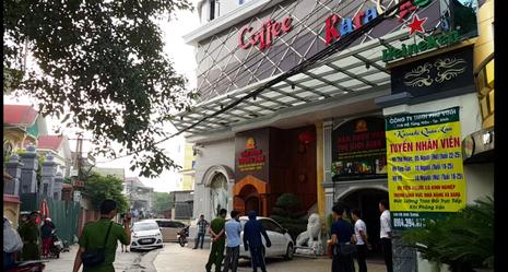 Truy bắt 2 kẻ nổ súng, chém người gần chợ Quán Lau - ảnh 2