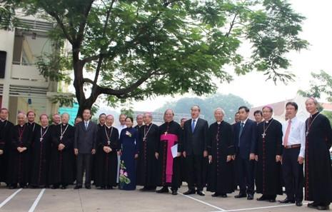 'Ở đâu có Công giáo, ở đó có đoàn kết và bình an' - ảnh 3