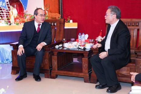VN - Vatican mới thảo luận thiết lập quan hệ ngoại giao - ảnh 2